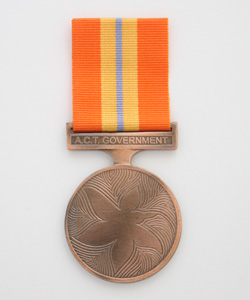 ACT Emergency Medal