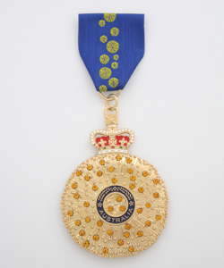 Order Of Australia Companion (A.C.)