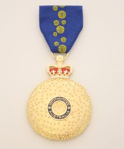 Order of Australia Officer (A.O.)