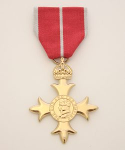 Officer Of Order British Empire (O.B.E.)