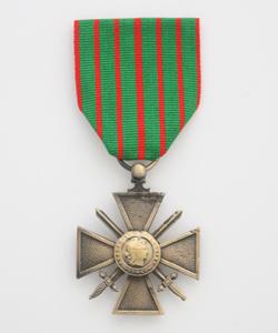 French Croix De Geurre WWI