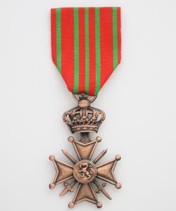 Belgium Croix De Geurre WWI