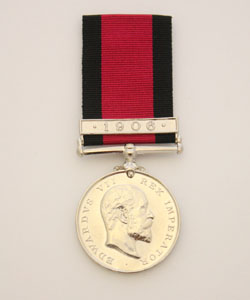 Natal Medal With 1906 Bar