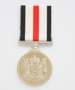 NZ Service Medal 1946-49