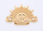 Rising Sun 1962 Insignia