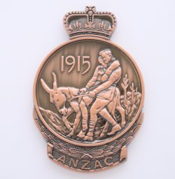 Anzac Medallion