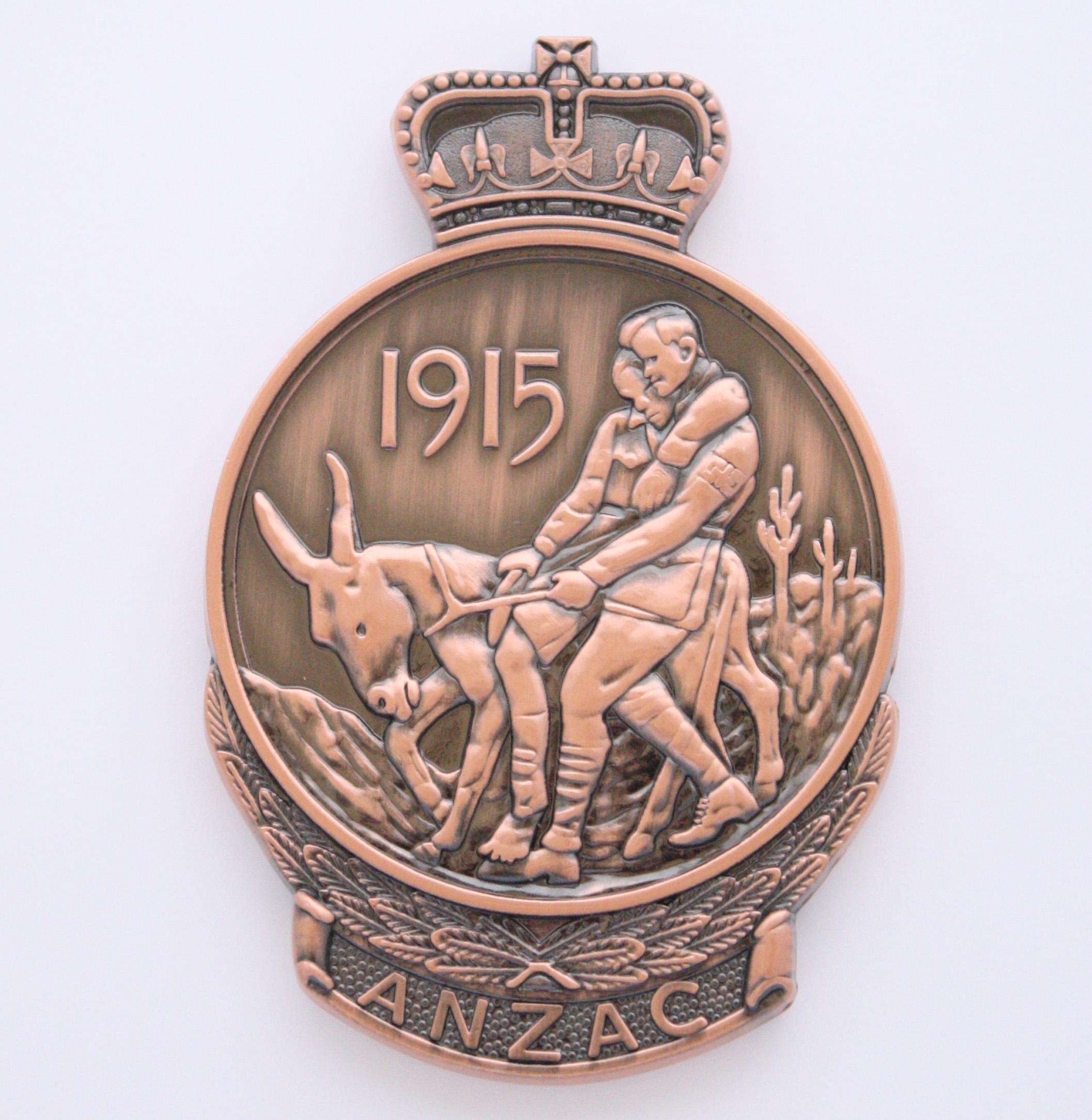 Anzac Medallion