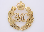 Royal Armoured Corps WWI