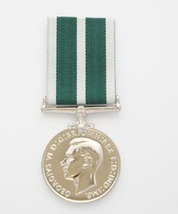 Naval Reserve LS & GC Medal
