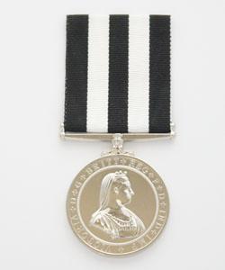 St. Johns Service Medal