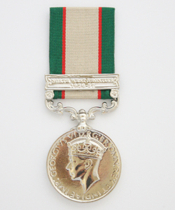 India General Service Medal 1937-1939