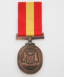 NSW Corrective Service Meritorious S...