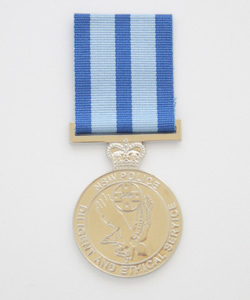 NSW Police Medal