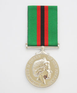 New Zealand General Service Medal 2002