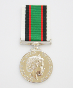 New Zealand East Timor Medal