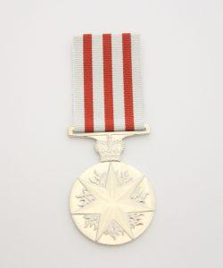 Distinguished Service Medal 1991