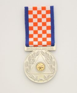 Emergency Services Medal