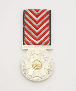 Ambulance Service Medal