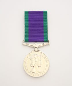 General Service Medal (G.S.M.) 1962
