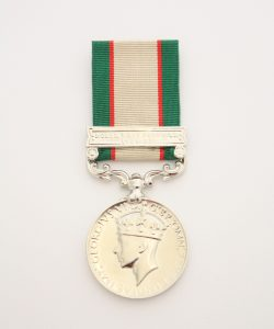 India General Service Medal 1936-1937