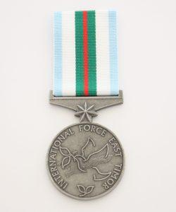 INTERFET Medal