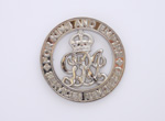 WWI W.I.A. Discharge Badge - Silver War Badge
