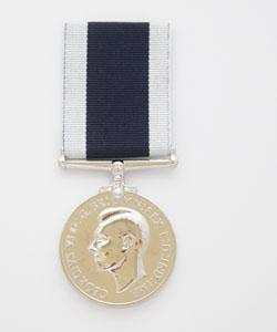 Naval LS & GC Medal