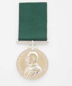 Col. Aux Forces LS Medal