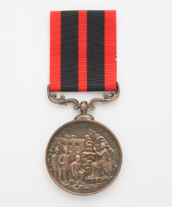 NSW Fire Brigade LS & GC Medal