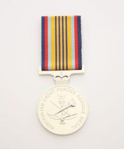 Aust. Cadet Forces Service Medal