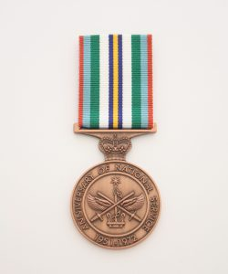 Anniversary of National Service Medal 1951-1972