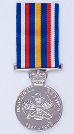 National Service Medal 1951-1972