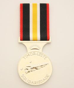 Timor Leste Solidarity Medal