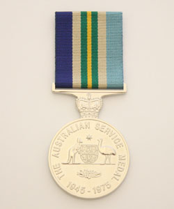 Australian Service Medal 1945-1975
