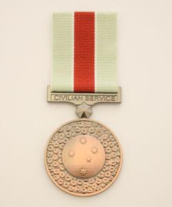 Civilian Service Medal