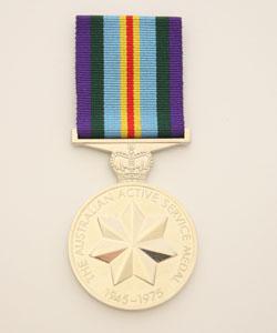 Aust. Active Service Medal 1945-1975