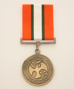 Multinational Forces & Observers Medal