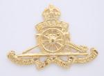 Royal Aust. Artillery GVI